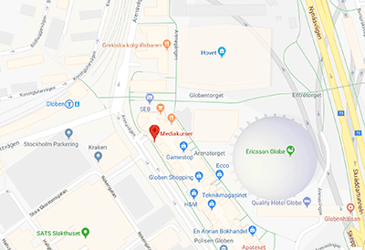 Mediakurser / Stockholm