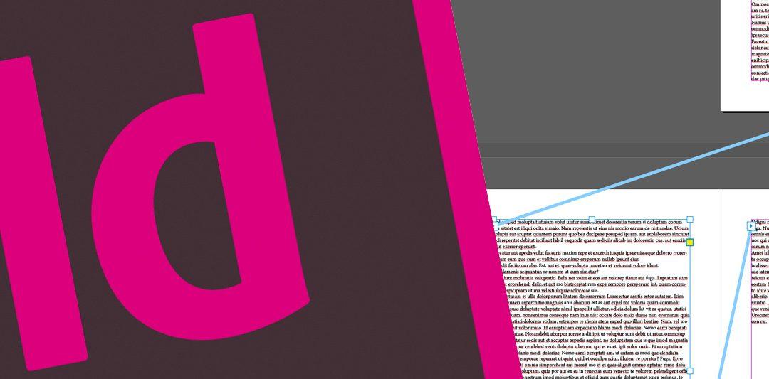 Smart textomformning i InDesign – vad är det?