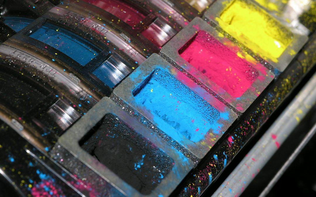 Om processfärger och dekorfärger