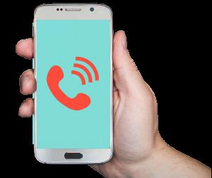 klickbara telefonnummer i mobil