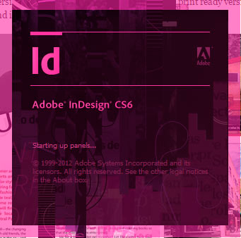 InDesign CS6